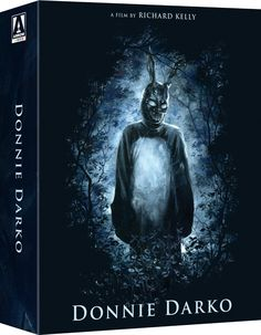 Donnie Darko Limited Edition Dual Format Blu-ray & DVD: Amazon.co.uk: Jake Gyllenhaal, Jena Malone, Drew Barrymore, Mary McDonnell, Katharine Ross, Patrick Swayze, Noah Wyle, Richard Kelly: DVD & Blu-ray