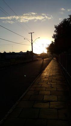 Avenida principal do Santuário Nsa. Sra. de Caravaggio, Farroupilha/RS By @luccks (Galaxy Note4 full res)