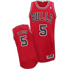 f689d74d1995 Revolution 30 Bulls  5 John Paxson Red Stitched NBA Jersey Michael Jordan  Jersey