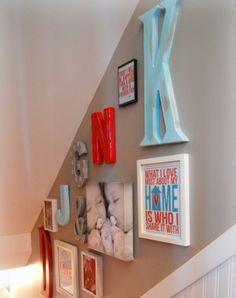 decoración de la habitación con letras3