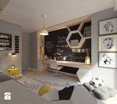 Aranżacje wnętrz - Pokój dziecka: Mieszkanie w Maladze - Pokój dziecka, styl nowoczesny - LIVING BOX. Przeglądaj, dodawaj i zapisuj najlepsze zdjęcia, pomysły i inspiracje designerskie. W bazie mamy już prawie milion fotografii!