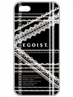 EGOIST レース#45FD iPhone5ケース(iPhone5/BK)