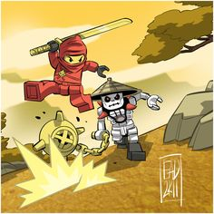 ninjago comic drawings - Google Search