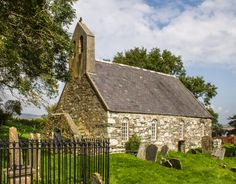 St Ruinus Church, Isle of Man by Claire S on 500px
