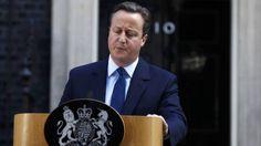 Premier britanico David Cameron dimitirá en octubre decepcionado por el voto del Brexit
