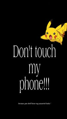 Don't touch my phone! Android Wallpaper Black, Galaxy Wallpaper Iphone, Phone Lockscreen, Phone Wallpaper Images, Stitch And Pikachu, Cute Backrounds, Broken Heart Wallpaper, Dont Touch My Phone Wallpapers, Cute Easy Drawings