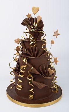 Montagne de chocolat