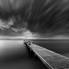 George Digalakis Surreal Nature Photography black and white minimalism landscape #LandscapePaisajes