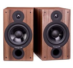 Cambridge Audio SX 60 Speakers. Designed from the ground up by our team here in London, these neat SX speakers will reproduce your favourite music with incredible passion and detail, at a price that's unbeatable. www.needledoctor.com