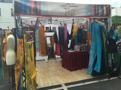 Silk Creations By Janey: Silk Creations by Janey Show Set Up is a lot harde...