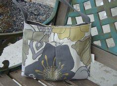Handbag Tote by ShaggyBaggy on Etsy, $55.00