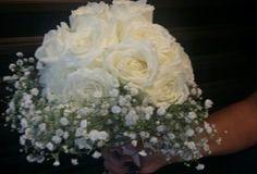 Buquê feitos pelo Atheliêr-Marisa  Para a noivinha Malu