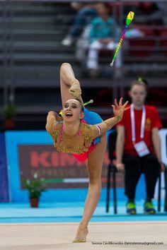 Natalia Kulig (Poland), World Cup (Sofia) 2018 Rhythmic Gymnastics, World Cup, Poland, Cheer, Club, Sports, Humour, World Cup Fixtures, World Championship