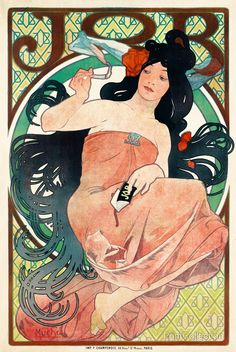 Job Papers by Mucha