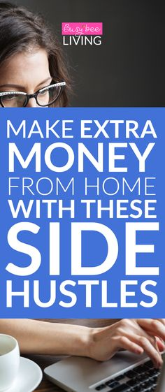 Want to work from home and make an extra $100 every day? See how you can with these 5 online business ideas. They're fun and profitable! #sidehustle #workfromhome #makemoneyonline #business
