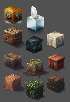 Ayhan Aydogan is an artist at Riot Games. Which is normally where we'd end the introductions in Fine Art, but then, not every artist showcase involves true love. Art Texture, Texture Drawing, Texture Painting, Game Textures, Textures Patterns, Digital Painting Tutorials, Art Tutorials, Art Isométrique, Digital Texture