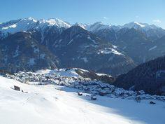 That´s home-home ist where your heart is. Serfaus,Autria <3!