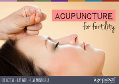 Really informative article explaining how acupuncture can help with women's health issues, especially infertility!