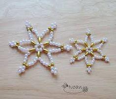 Výsledek obrázku pro hvězdičky z korálků