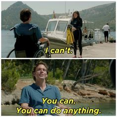 """Even if she resists a little. 