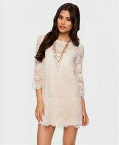 Cool lace dresses forever 21