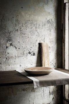 A nova aposta da decoração é a estética voltada para a beleza da simplicidade e da imperfeição