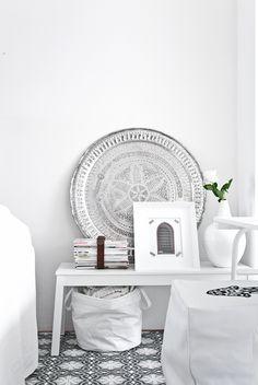 Moroccan Style Inspiration in White // Бяло вдъхновение в марокански стил   79 Ideas