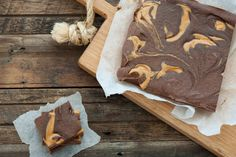 How to Bake Without Over-Indulging (stonesoup) Peanut Butter Swirl Brownies, Chocolate Peanut Butter, Fast Low Carb, Best Brownies, Low Sugar, Sugar Free, Diabetic Friendly, Low Carb Recipes, Healthy Recipes