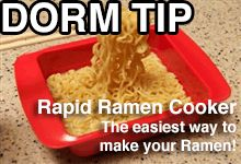 cook your ramen with ease!