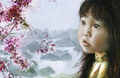 Akiane is a worldwide acclaimed child prodigy who began drawing at 4, and painting at 6, teaching herself and learning mostly from her own keen observation and study.