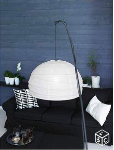 Lampe haute IKEA