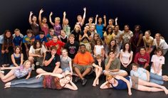Rachel's teen drama camp
