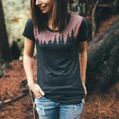 We've restocked the women's juniper tee with limited quantities. Available online. Link in bio. @alisha_cowderoy Ten trees are planted for every item purchased. ten trees are planted for every item purchased: tentree.com/... #nature #inspi Clothing, Shoes & Jewelry - Women - women's hiking clothing - http://amzn.to/2lL1pwW