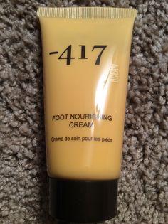 417 Foot Nourishing Cream  1.7 oz
