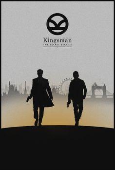 Kingsman: The Secret Service by shrimpy99 http://www.deviantart.com/art/Kingsman-The-Secret-Service-518554116