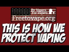 FIGHT THE POWER!   This is How We Protect Vaping   IndoorSmokers