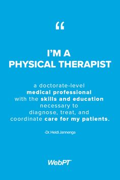 Founder Letter: We Are Not a Commodity: The Value of Physical Therapists vs. Physical Therapy