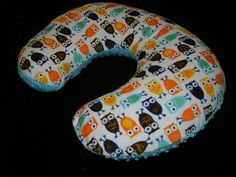 Custom Minky Nursing Pillow Cover Boppy or Jolly by taramcwilliams, $25.00