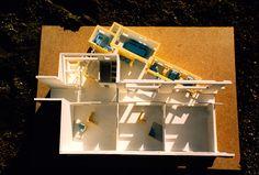 Ontwerp verbouwing lagere school in het kader van de integratie tot basisschool Limmel Maastricht - 1986