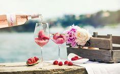 3 recept på Frosé du måste prova – frusen rosé svalkar gott i värmen – Metro Mode