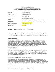 Apa book report format sample