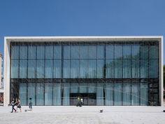 Médiathèque Pavillon Blanc Colomiers (France)