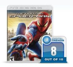 The Amazing Spider-Man (the game) review    http://www.digitaltrends.com/gaming/the-amazing-spider-man-the-game-review/