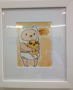 Touring Cartoon Network's 'Adventure Time' Experience And Art Gallery [SDCC] - ComicsAlliance | Comic book culture, news, humor, commentary, and reviews