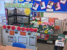 Garden Centre Role-Play Area