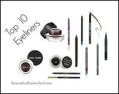 Top Ten Eyeliners