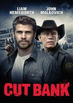 """Dwayne McLaren (Liam Hemsworth) dreams about escaping small town life in Cut Bank, Montana, """"the coldest spot in the nation,"""" with his vivacious g. Brian Cox, Movie Synopsis, John Malkovich, Ian Mckellen, Ralph Fiennes, Judi Dench, See Movie, Movies"""