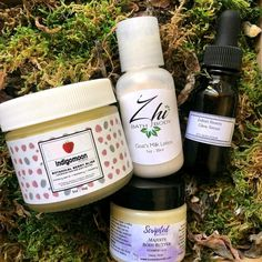 Even during the summer months, hydration is key.  This skin hydration box includes hair and body butters from @indigomoonnaturals and @scriptedscents. A Goat's Milk Lotion from @zhibathandbody and Zuhuri Beauty's Glow Serum/Face Oil. This non subscription beauty box is $25. Images accurately reflect product sizes which is much more than a small sample size. For more information email us at hello@ZuhuriBeauty.com #sharingiscaring #cleanbeauty #beautybox #handcrafted