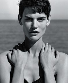 Saskia de Brauw | Photography by Alasdair McLellan | For The Gentlewoman Magazine | Spring 2013