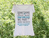 ec67bf85 Nesting Project Weddings by nestingprojectwed. Bachelorette Party  ShirtsWedding ...
